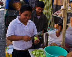 Continue reading Comida in Zacatecas, Mexico