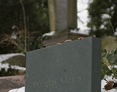 Continue reading Douglas Adams resting at Highgate Cemetery