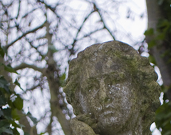 Continue reading Seven Photographs:  Highgate Cemetery in the Snow [Part II]