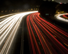 Continue reading Seven Photographs:  Los Angeles Freeways Flowing at Night