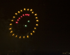 Continue reading In Pasadena, even the Fireworks are Happy